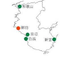 アクセス 県地図